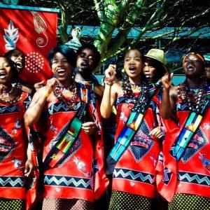 chants d'Afrique