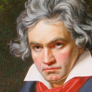 portrait Ludwig Von Beethoven