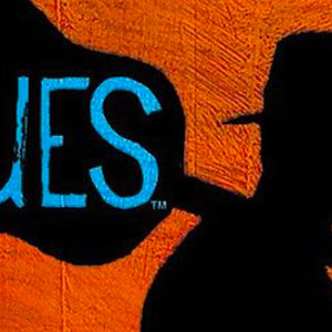 affiche blues