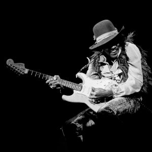 Jimi Hendrix by Thomas Naim adlibitum